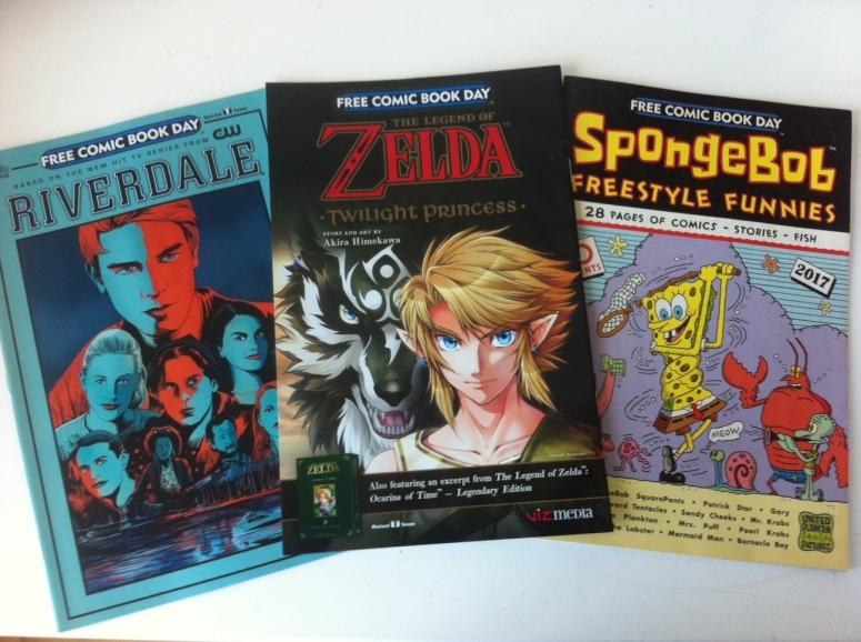 Comics all 3